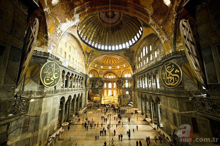 İşte Ayasofya gerçeği: Fatih Sultan Mehmed camiye çevirdikten sonra...