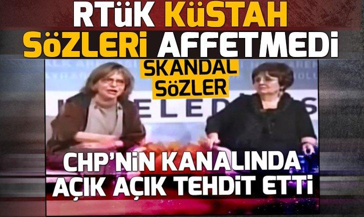 RTÜK HALK TV'YE CEZA KESTİ