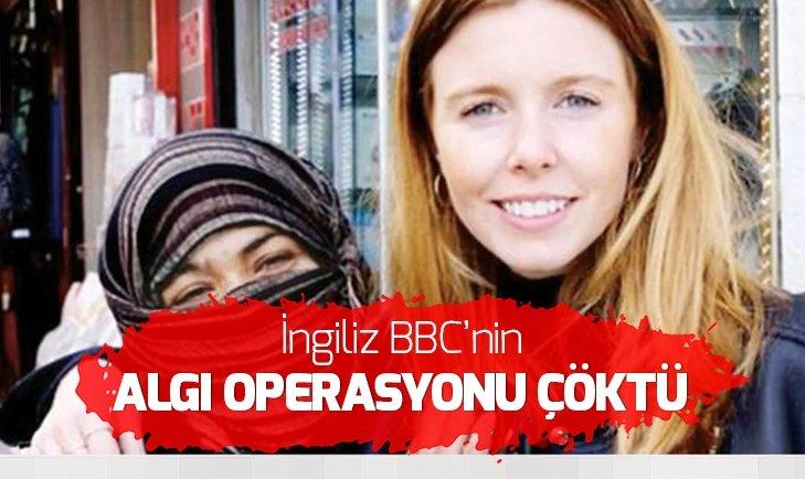 İNGİLİZ BBC'NİN ALGI OPERASYONU ÇÖKTÜ