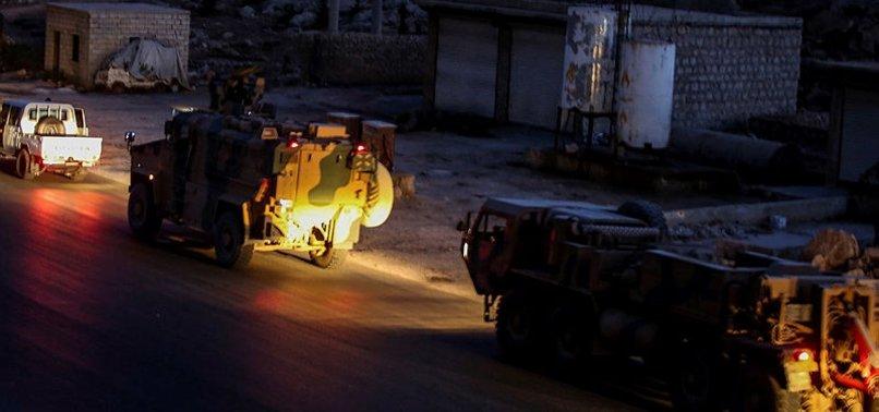 SON DAKİKA: İDLİB'DE TÜRK GÖZLEM NOKTASINA SALDIRI