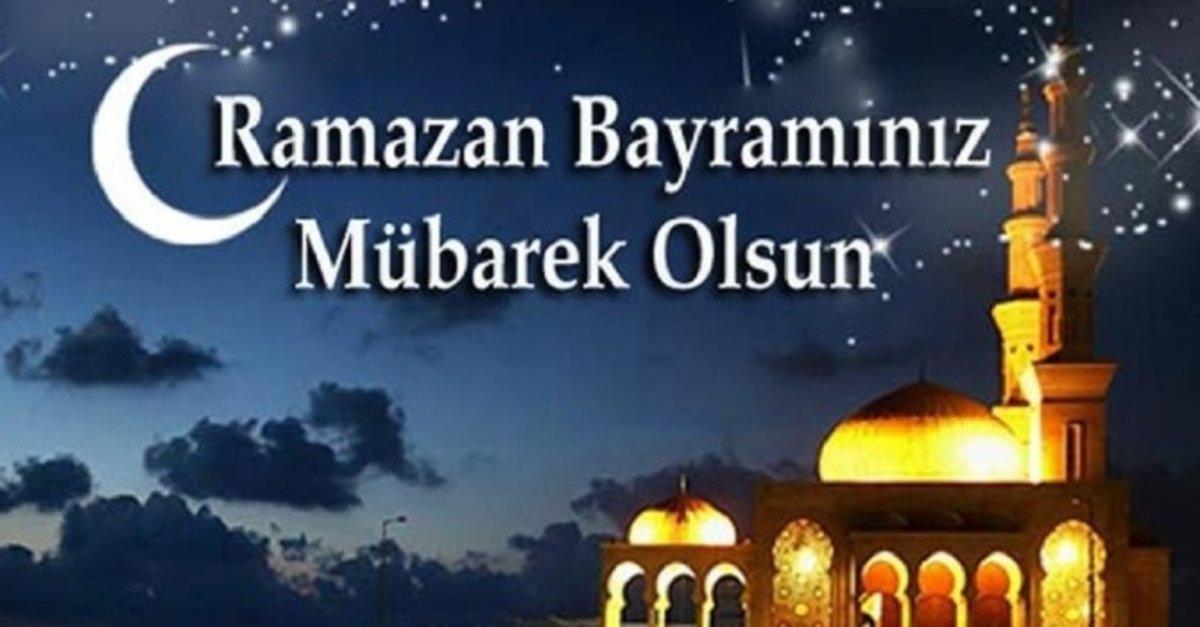 Ramazan Bayrami Mesajlari Tebrikleri 2019 Ramazan Bayrami