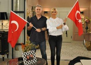 Pınar Altuğ ve Tamer Karadağlı sosyal medyayı salladı! Tamer Karadağlı'nın yeni tarzı olay oldu!