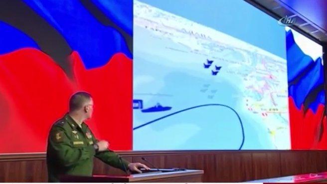 Rusya o görüntüleri yayınladı! İsrail şokta