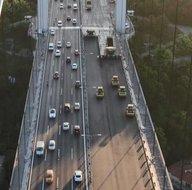 Fatih Sultan Mehmet Köprüsü'ndeki asfalt çalışmaları sona erdi