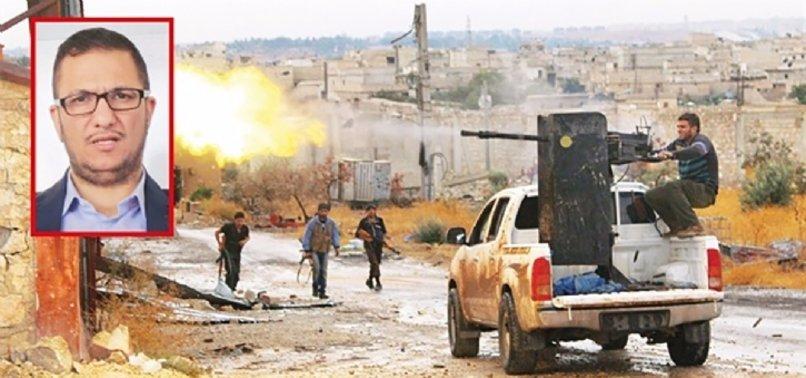 RUSYA'DAN ŞAŞIRTAN TEKLİF: PKK/PYD VE DAEŞ'E KARŞI İŞBİRLİĞİ YAPALIM