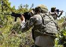 Zeytin Dalı bölgesinde 4 PKK/YPGli terörist etkisiz hale getirildi