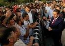 Başkan Göksu, Ekrem İmamoğlu tarafından işten çıkarılan işçileri ziyaret etti