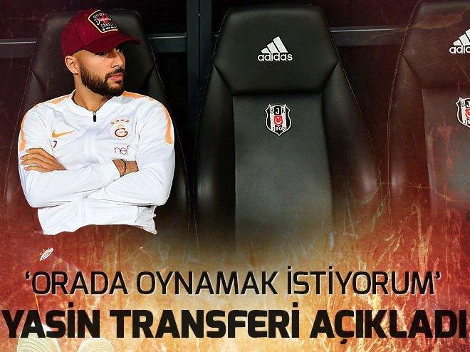 Yasin Öztekin Beşiktaş transferini resmen açıkladı!
