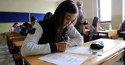 MEB son açıklamalar: Okullarda sınavlar ne zaman başlıyor? Yüz yüze sınavlar nasıl olacak? İlkokul, ortaokul, lise...