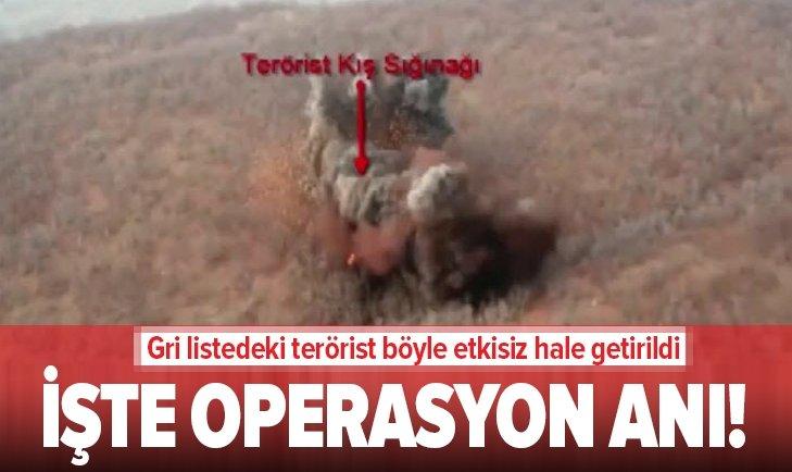 GRİ LİSTESİ TERÖRİST BÖYLE ÖLDÜRÜLDÜ!