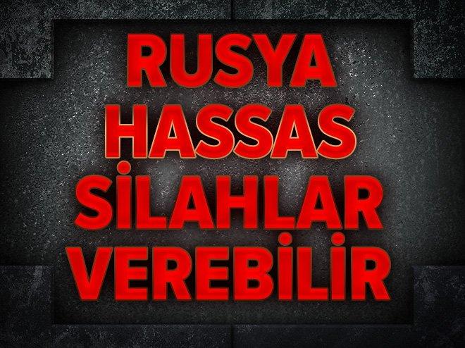 RUS SENATÖR: RUSYA, SURİYE'YE HASSAS SİLAHLAR VEREBİLİR