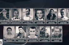 Bitlis'te şehit olan kahramanlar