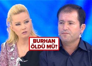 Müge Anlı Burhan Aykurt'un öldürüldüğünden şüphelendi! Müge Anlı'da son dakika gelişmesi