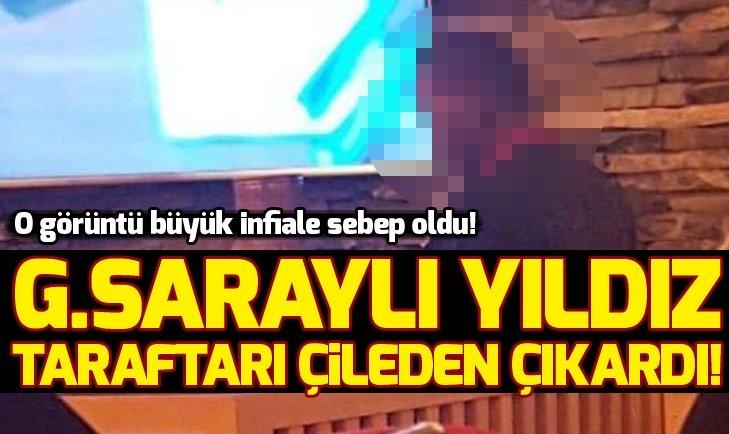 ONYEKURU'NUN NARGİLE KEYFİ!