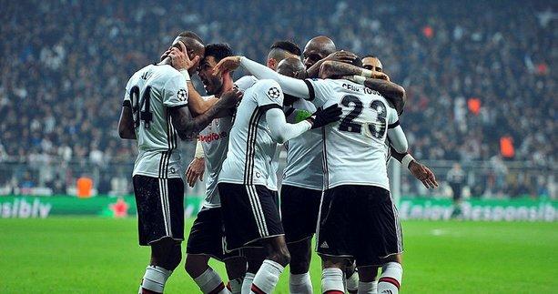 UEFA Kulüpler Sıralamasına Beşiktaş damgasını vurdu!