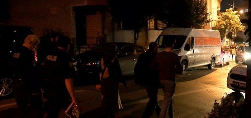 İstanbul'da koca dehşeti! Karısını defalarca bıçakladı