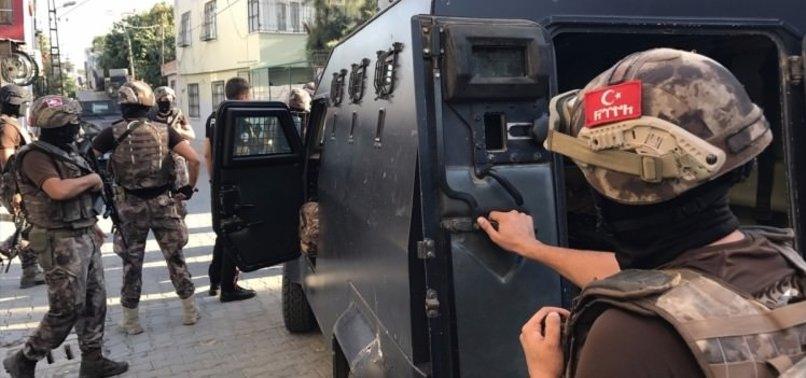 ŞIRNAK'TA PKK/KCK OPERASYONU: 8 GÖZALTI