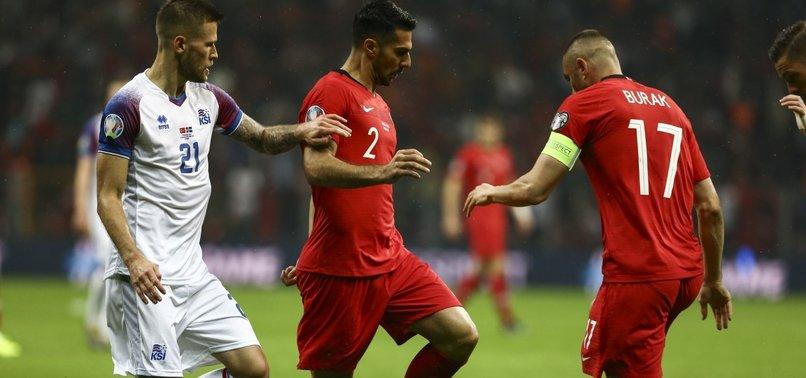TÜRKİYE EURO 2020'DE...
