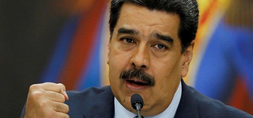 VENEZUELA'DAN NET MESAJ: MADURO'NUN DEVLET BAŞKANLIĞINI TANIMAYAN...