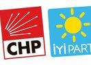 CHP-İyi Parti ittifakında yumruklu kavga