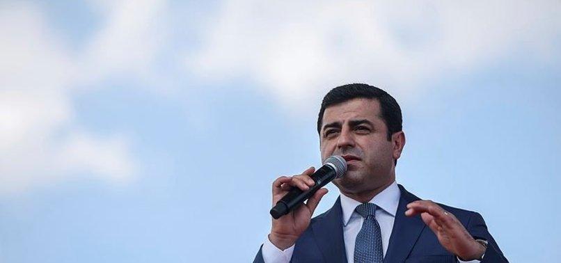 HDP MİTİNGİNE SADECE DHA ALINDI