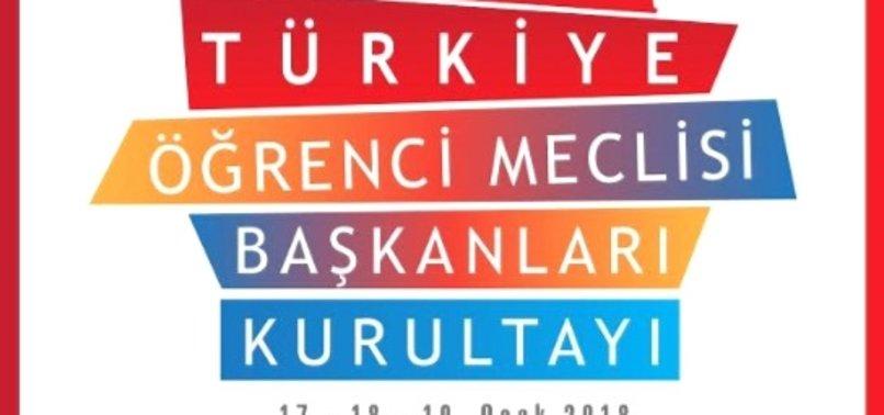 """""""Türkiye Öğrenci Meclisi Kurultayı"""" Kocaeli'nde"""