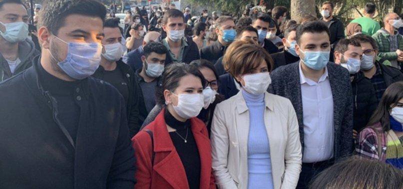 Terörle işim olmadı diyen CHP'li Canan Kaftancıoğlu'nun gerçekleri ortaya çıktı