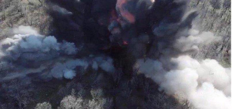 PKK elebaşlarına büyük şok! Başlarına yıkıldı