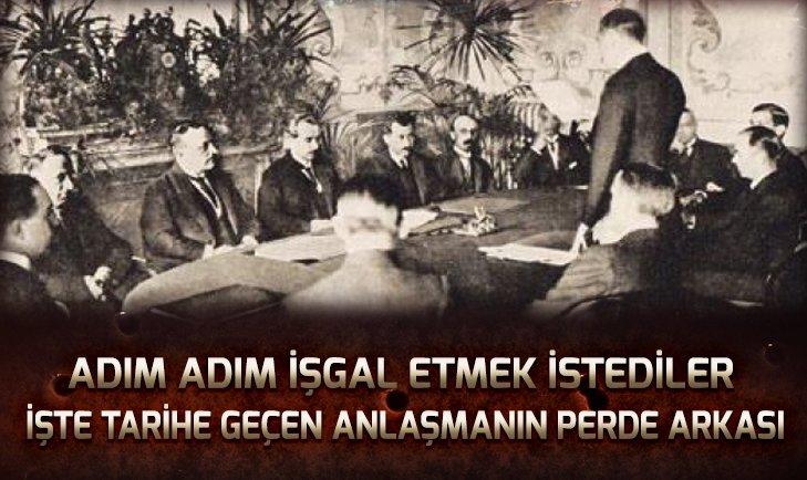 İŞTE 100. YILINDA MONDROS GERÇEĞİ