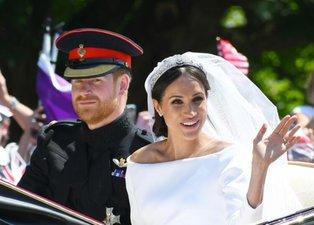 Prens Harry ve Meghan Markle'ın Kraliyet Ailesi'ndeki görevi resmen bitti!