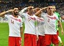Son dakika: UEFA, Fransa Türkiye maçıyla ilgili soruşturma başlattı! Asker selamı...