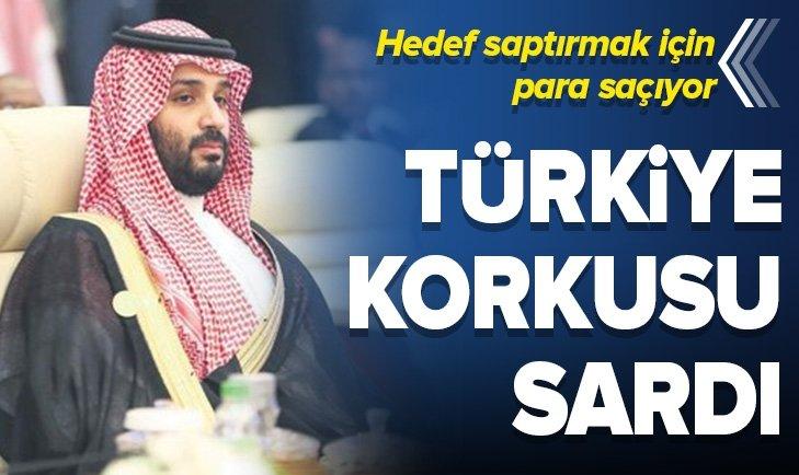 Türkiye korkusu sardı! Hedef saptırmak için para saçıyor