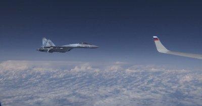 Son dakika Rusya o görüntüleri yayınladı NATO ile gerilim Video