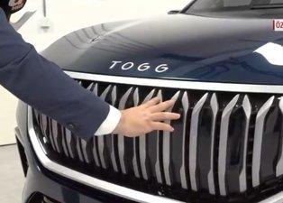 A Haber görüntüledi! İşte yerli otomobil TOGG
