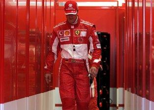 Michael Schumacher'in görüntüsü herkesi şoke etti!