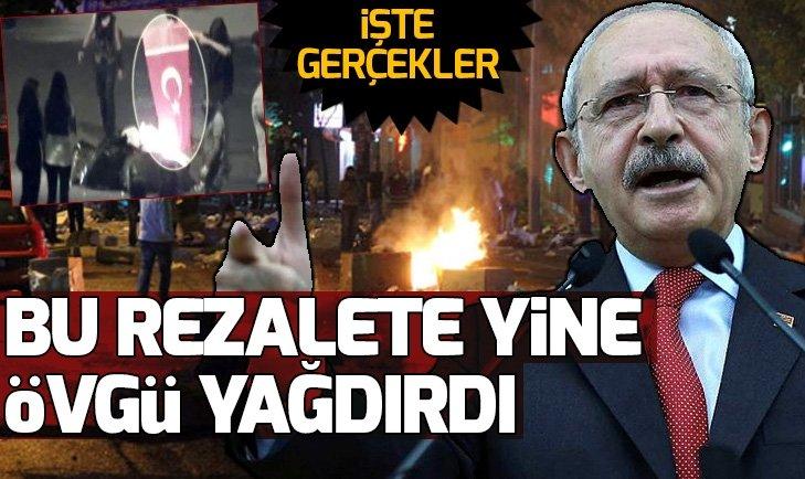 Kılıçdaroğlu'ndan Gezi kalkışmasına övgü üstüne övgü