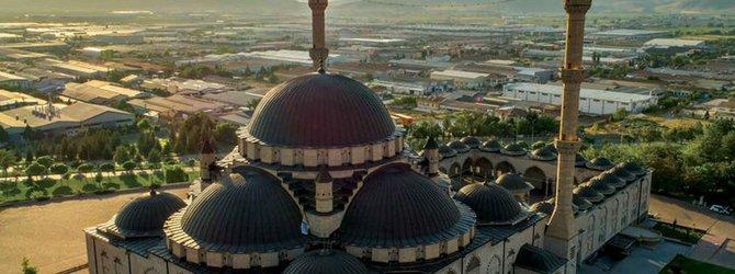 Kayseri'de Cuma namazı saat kaçta?