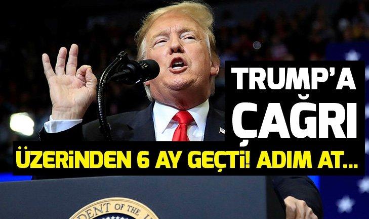 Trump'a Cemal Kaşıkçı çağrısı: Üzerinden 6 ay geçti! Adım at...