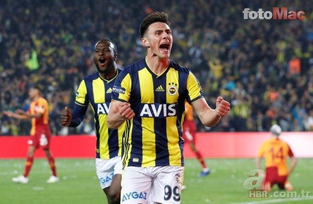 Son dakika transfer haberi! Fenerbahçeli Eljif Elmas Napoli'de!