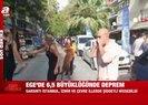 Son dakika: İzmir'de 6,6 büyüklüğünde deprem! İşte ilk görüntüler