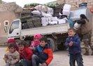 Suriyenin Halep kentinde sivillerin ölümden kaçışı sürüyor  Video