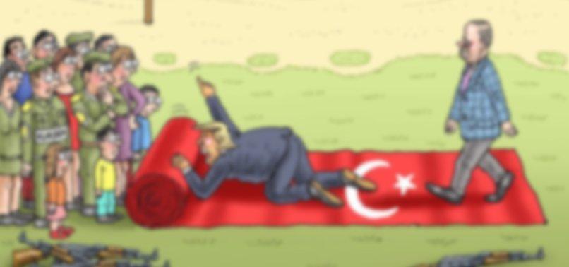 ALMAN BASINI TÜRKİYE'NİN ZAFERİNİ BÖYLE GÖRDÜ!