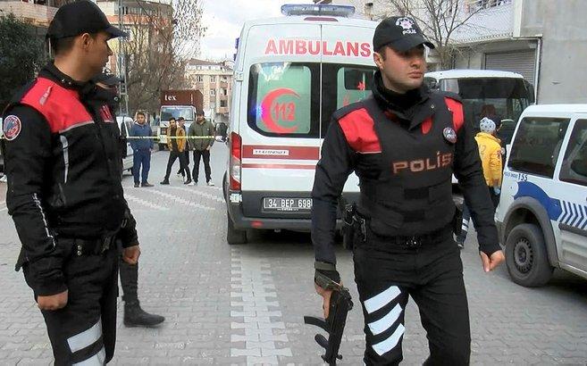 Son dakika: İstanbul'da hareketli dakikalar! Polis vurarak etkisiz hale getirdi |Video