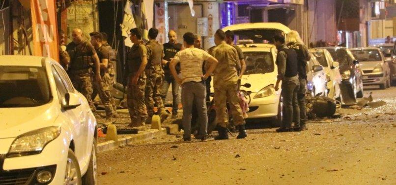 Son dakika... Hatay'da terör saldırısı! Saldırıyı düzenleyen iki terörist de yakalandı