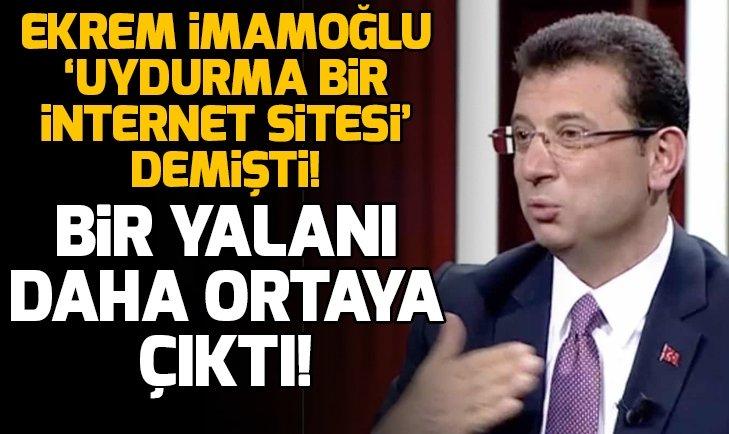 İmamoğlu'nun 'uydurma' dediği Thema News Yunanistan'da en çok ziyaret edilen haber sitesi!