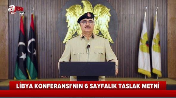 Rusya ve Türkiye Libya'ya asker gönderebilir