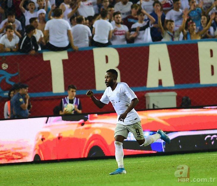 Trabzonspor'dan transfer bombası! Haber yolladı...