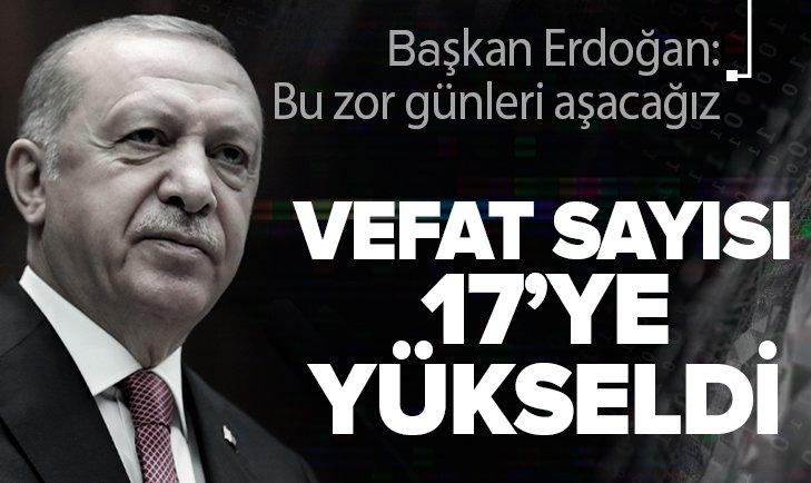 Son dakika: Başkan Erdoğan'dan flaş açıklama! Kastamonu, Sinop ve Bartın'daki selde...