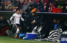 Bayern Münih - Beşiktaş maçında dikkatlerden kaçan o an!