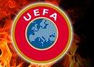 UEFA'DAN 4 KULÜBE PARA CEZASI